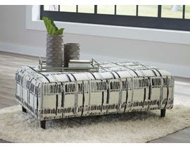 Signature Design by Ashley Kennewick Series Oversized Accent Ottoman in Shadow 1980308