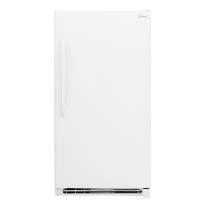 Frigidaire 34 inch 17 cubic feet upright freezer FFFU17M1QW