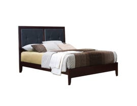 Mazin Edina Cherry Queen Size Bed 2145Q