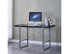 Brassex Alexis Series Office Desk in Black 2195-BK