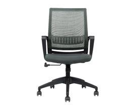 Brassex Office Chair in Grey 2224-GR