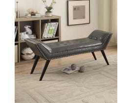 K ELITE DELIA Bench in Grey 22592-02