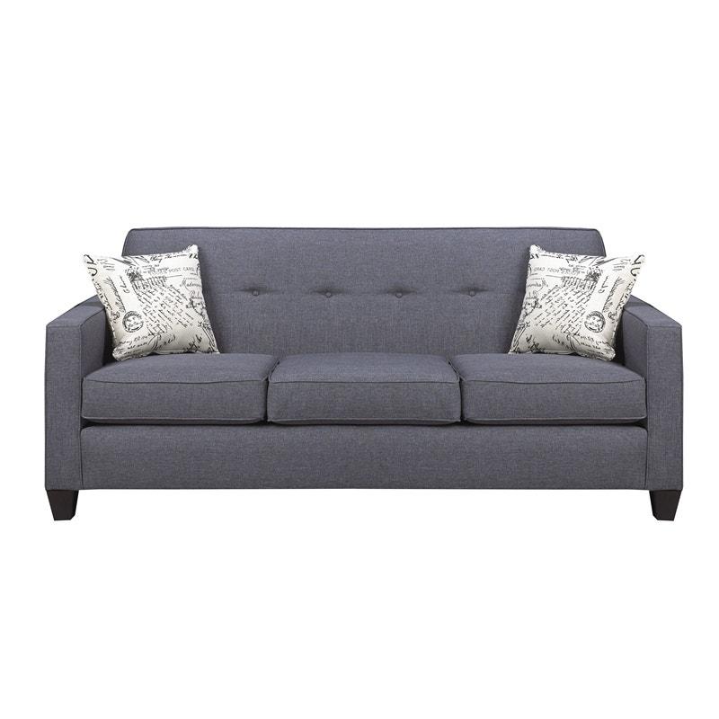 Two boyz a sofa
