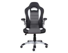 Brassex Aria Series Gaming Chair in Black 246-BLK