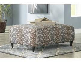 Signature Design by Ashley Oversized Accent Ottoman in Auburn 2500308