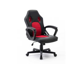 Brassex Gaming Chair in Red 2706-RD