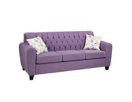 A-Class Fabric Sofa in Orchid Purple 2870