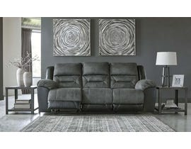 Signature Design by Ashley Reclining Sofa in Slate 2910288