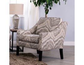Decor-Rest Paul Collection Accent Chair in Espresso 2932