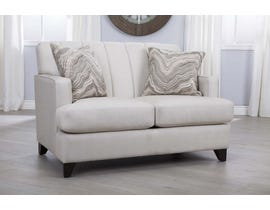 Decor-Rest Paul Collection Loveseat in Espresso 2932