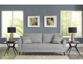 Signature Design by Ashley Sofa in Steel 3240138