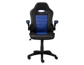 Brassex Office Chair in Blue 3288-BL