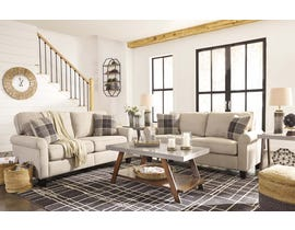 Signature Design by Ashley Lingen Series 2 pc Sofa Set in Fossil 3300238-35