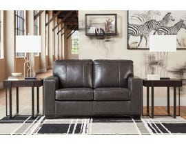 Signature Design by Ashley Morelos Series Loveseat in Gray 3450335