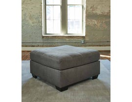 Signature Design by Ashley Pitkin Series Ottoman in Slate 3490708