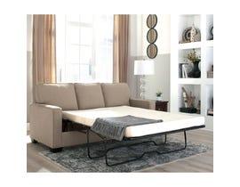 Signature Design by Ashley Zeb Series Full Sofa Sleeper Quartz finish 3590236