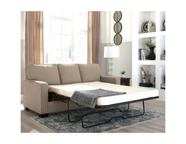 Signature Design by Ashley Zeb Series Full Sofa Sleeper Quartz finish 3590236