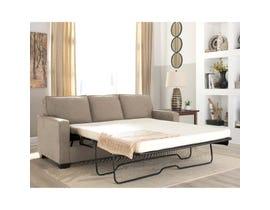 Signature Design by Ashley Zeb Series Queen Sofa Sleeper Quartz finish 3590239