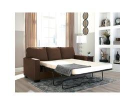 Signature Design by Ashley Zeb Series Full Sofa Sleeper Espresso finish 3590336