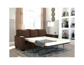 Signature Design by Ashley Zeb Series Full Sofa Sleeper Espresso finish 3590336