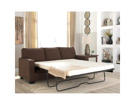 Signature Design by Ashley Zeb Series Queen Sofa Sleeper espresso finish 3590339