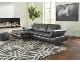 Signature Design by Ashley Carrnew Series LAF Corner Chaise Sectional 37206