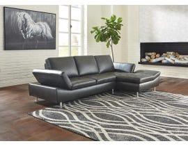 Signature Design by Ashley Carrnew Series RAF Corner Chaise Sectional 37206