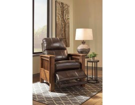 Signature Design by Ashley Cowlitz Series High Leg Recliner in Chocolate 3760226