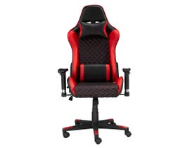 Brassex Atticus Series Gaming Chair in Black/Red 3813