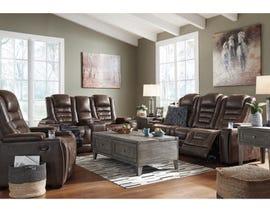 Signature Design by Ashley Game Zone Power Reclining Sofa Set 38501