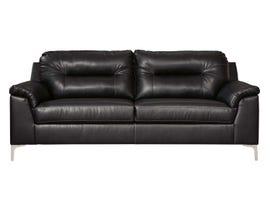 Signature Design by Ashley Tensas Series Sofa in Black 3960438