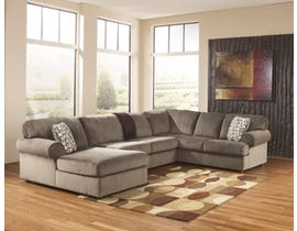 Signature Design by Ashley 3-Piece Sectional in dune brown 39802S2
