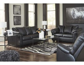Signature Design by Ashley Betrillo Series Sofa Set in Black 4050220-35-38