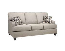 Sofa by Fancy Krysta Fabric Sofa in Dove Grey 4150