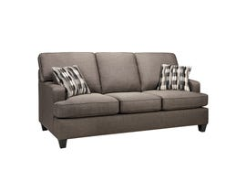 Sofa by Fancy Krysta Fabric Sofa in Coffee Brown 4150