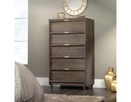 Sauder International Lux Collection Chest in Fossil Oak 418013