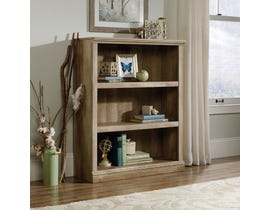 Sauder 3 Shelf Bookcase Lintel oak 420177