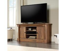 Sauder Palladia Panel Tv Stand Vintage Oak 420605