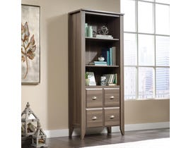 Sauder Shoal Creek Library With Doors in Diamond Ash 420796