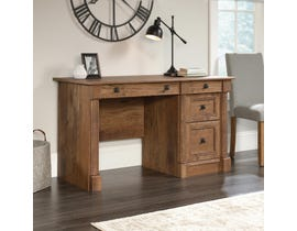 Sauder Palladia Collection Computer Desk in Vintage Oak 422002
