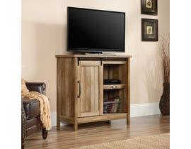 Sauder Adept Storage Accent Storage Cabinet in Craftsman Oak 422473