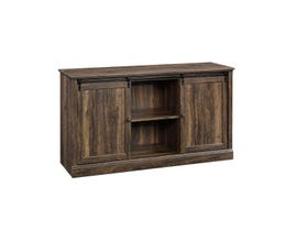 "Sauder Barrister Lane Collection 60"" Credenza in Iron Oak 422792"