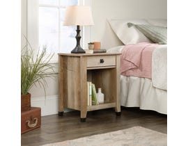 Sauder Carson Forge Collection Nightstand in Lintal Oak 423036