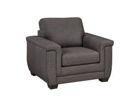 SBF Upholstery Zurick Collection Fabric Chair in Trapeze 4395