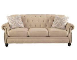 Signature Design by Ashley Kieran sofa in natural 4400038