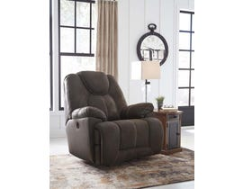 Signature Design by Ashley Power Recliner in Coffee 4670198C