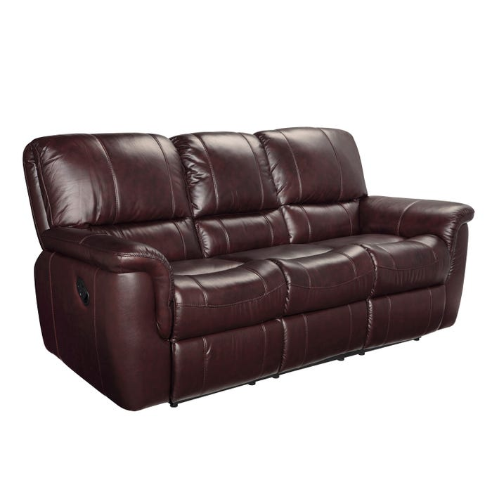 Enjoyable Sofa By Fancy Rockwood Leather Sofa In Garda Barun Brown 4708 Home Remodeling Inspirations Gresiscottssportslandcom