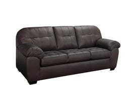 Sofa by Fancy Havana Leather-Air Sofa in Brown 4800