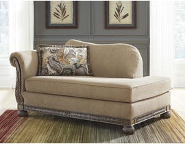 Signature Design by Ashley Westerwood Series LAF Corner Chaise in Patina 4960116