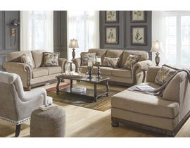 Signature Design by Ashley Westerwood Series 3 pc Sofa Set in Patina 4960116-35-38